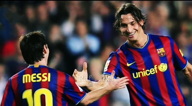 Messi news.