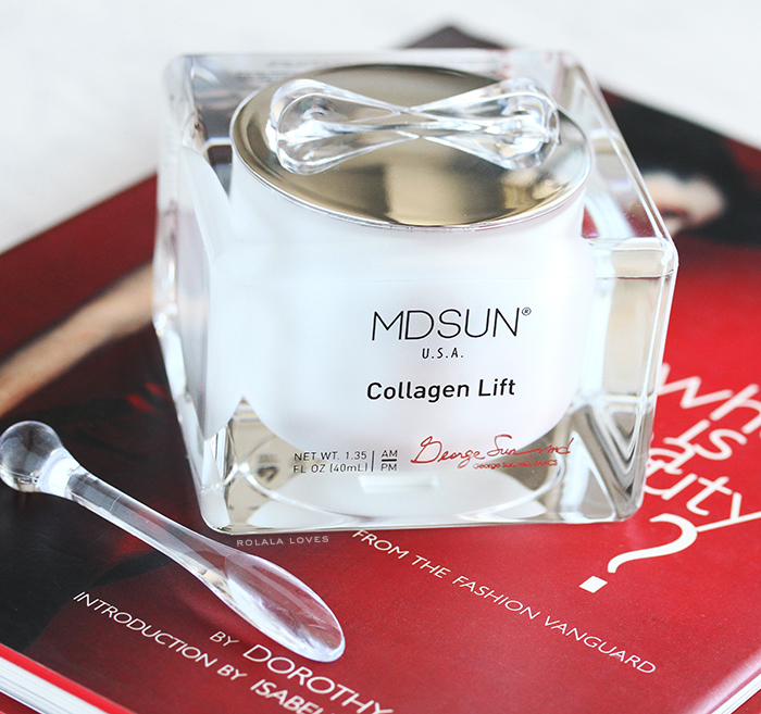 MDSUN Collagen Lift Review, MDSUN, MDSUN Review, Collagen Skincare