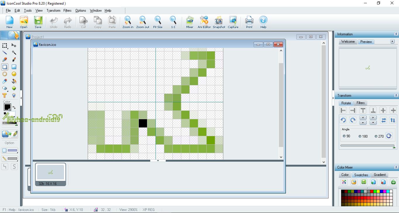 IconCool Studio Pro 8