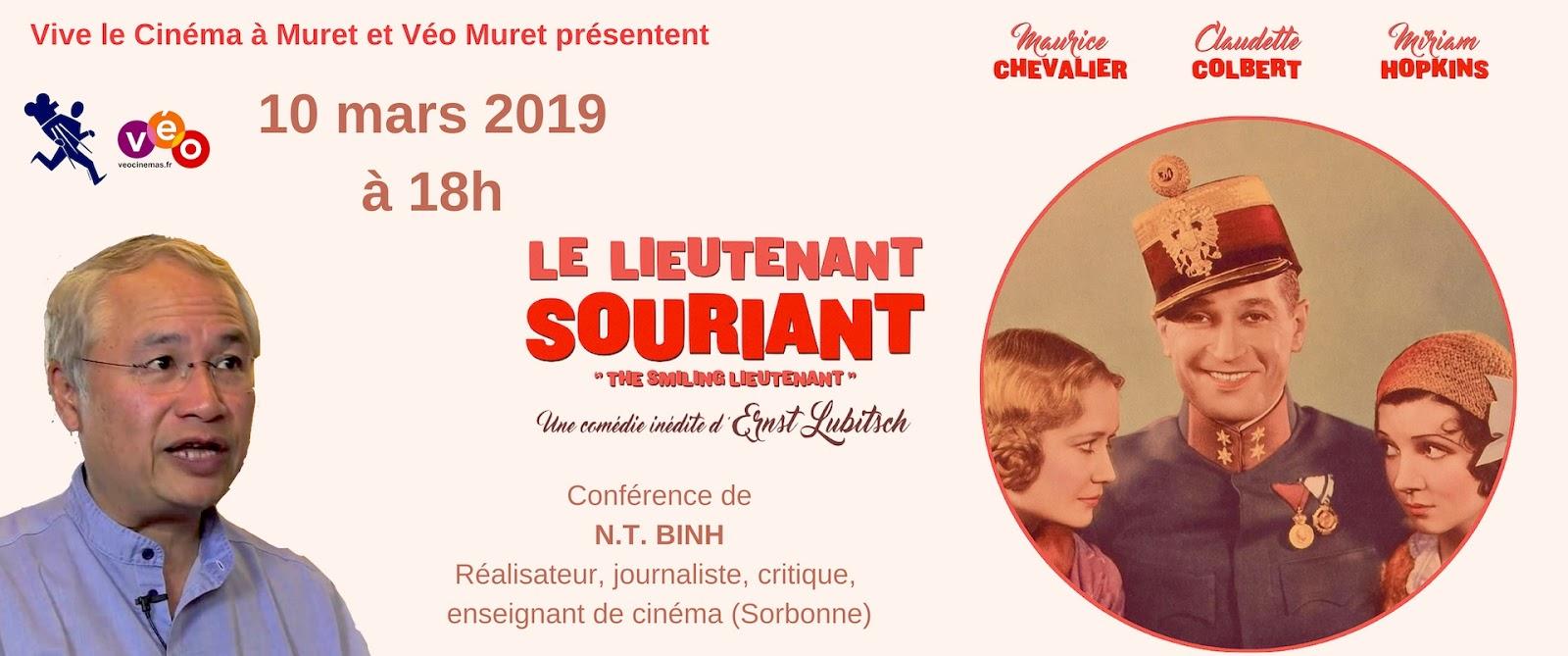 Ciné classique Conférence de N.T. BINH