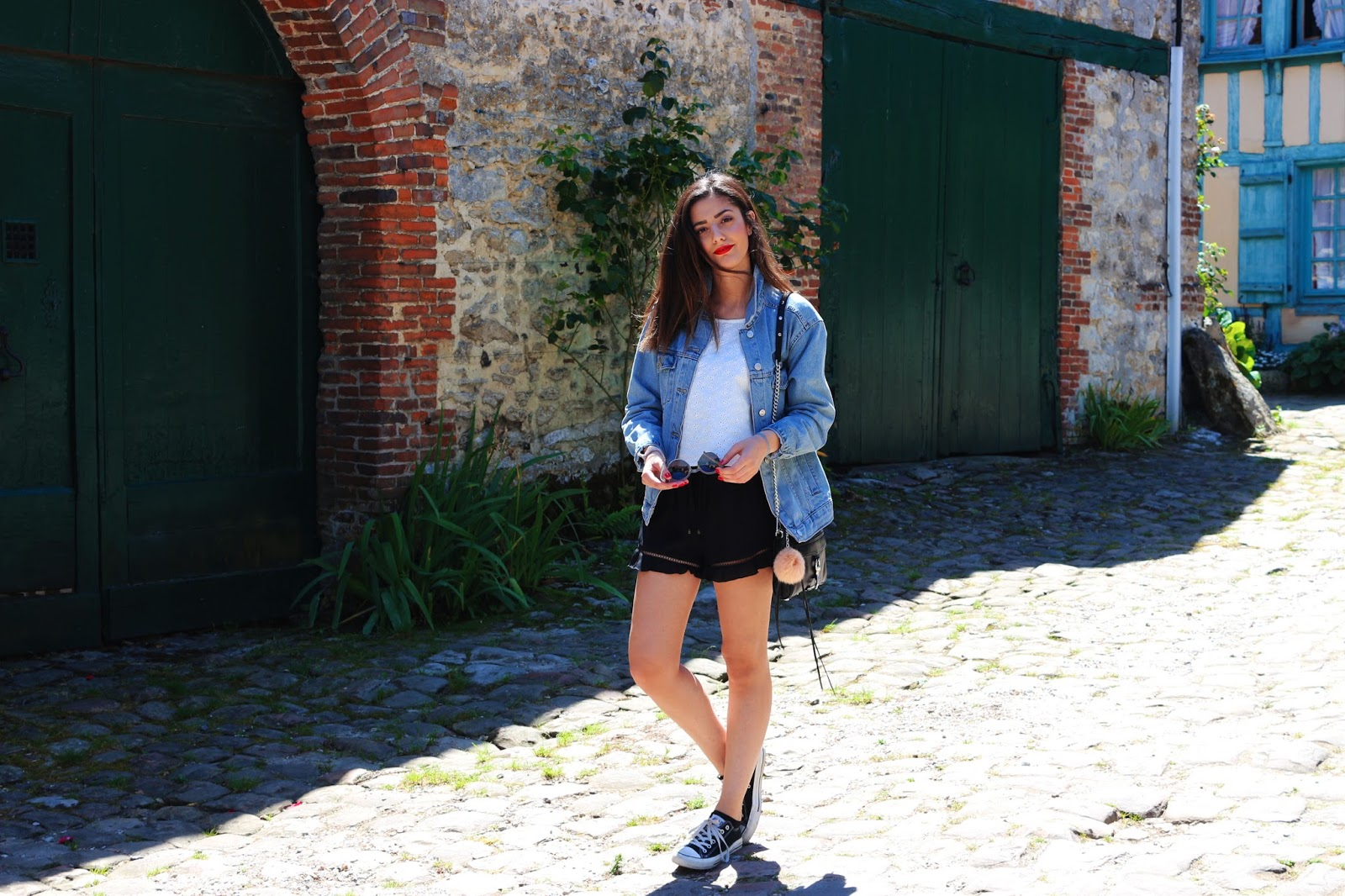 Outfit of the day, Style, Lipstick Road, Summer