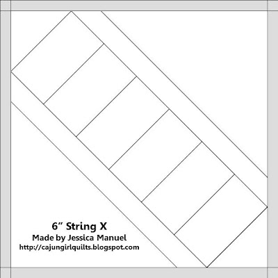 Foundation Free Pattern Piecing