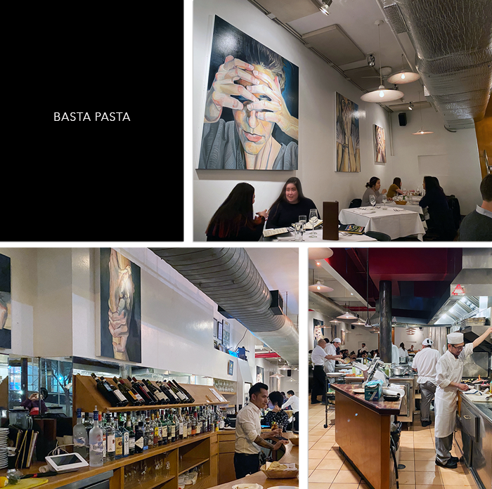 Basta Pasta Review, Basta Pasta NYC