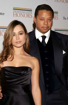Zulay Henao with her ex-boyfriend Terrence