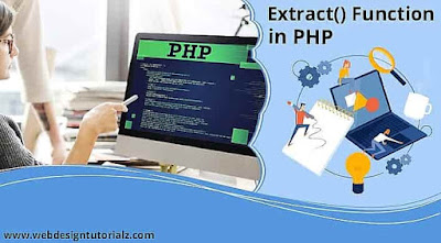 PHP extract() Function
