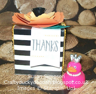 Craftyduckydoodah!, Perfectly Wrapped Project Kit, Stampin Up! UK Independent  Demonstrator Susan Simpson, Supplies available 24/7,