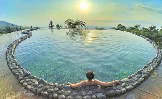 Wisata Umbul Sidomukti Semarang