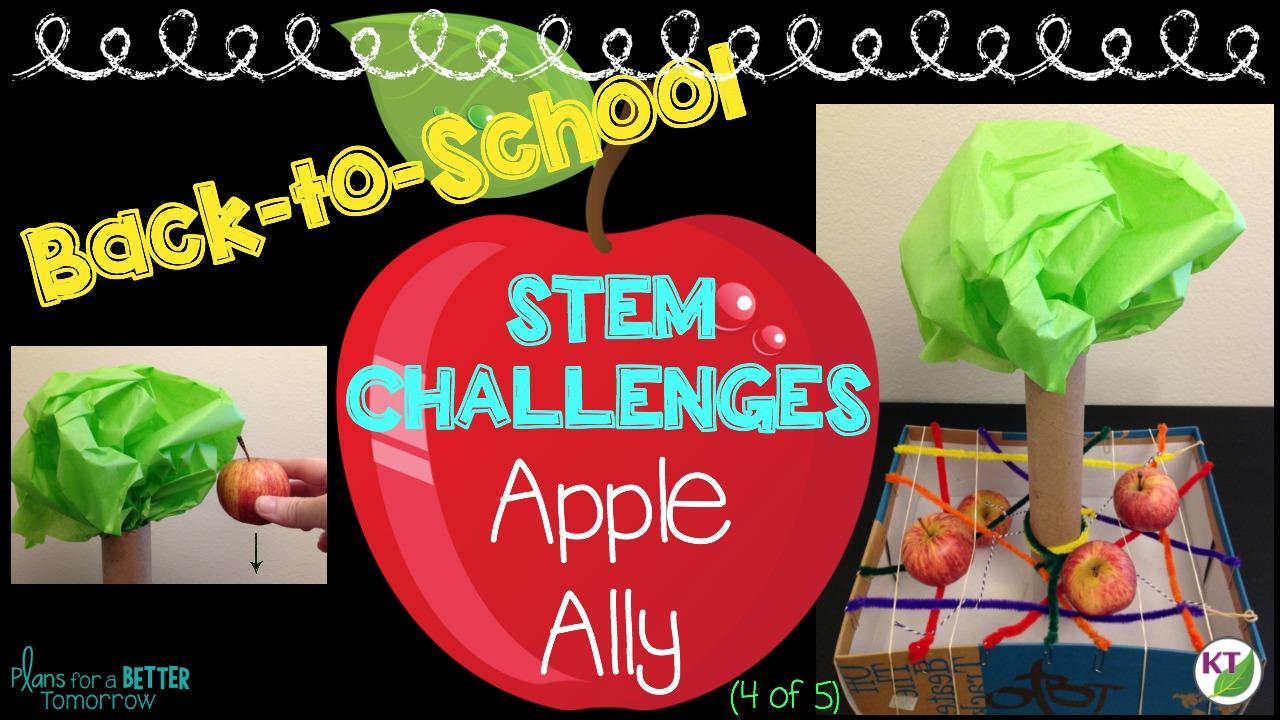 5 Back To School Stem Challenges For Grades 2 8