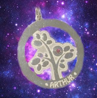 Tree of Life silver keepsake from Kaya Jewellery