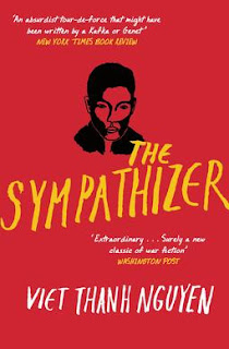 The Sympathizer by Viet Thanh Nguyen Book Cover