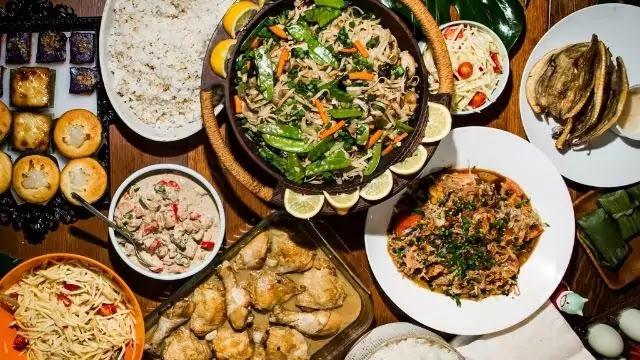 Philippine's Food