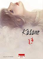 Kasane, la voleuse de visage tome 10 à 14 de Daruma Matsuura