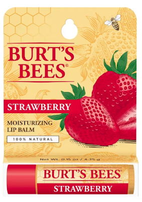 Burt's Bees Strawberry Chapstick