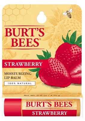 Burt's Bees Strawberry Chapstick