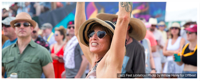 Jazz Fest 2021 dates announced, moves to October 2021 - OffBeat Magazine