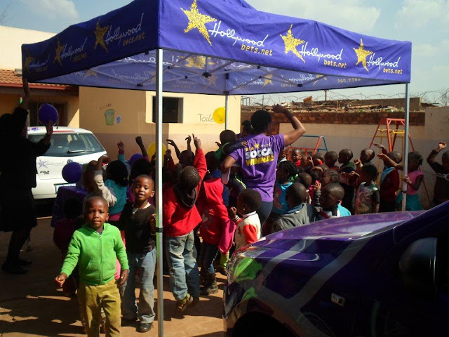 Leth'Ithemba Children's Home - Hollywoodbets - Donation - Charity