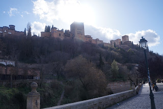 Alhambra dari Albaicin