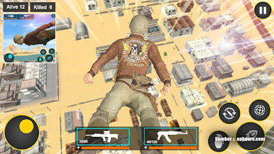 Game Android Mirip Free Fire Offline