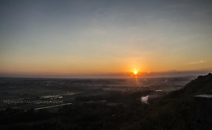 Sunrise di Spot Riyadi