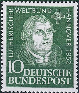 Germany 1952 Martin Luther