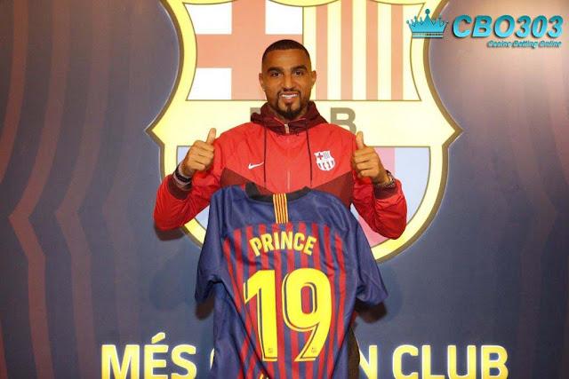 Barcelona Beli Prince Boateng Yang Sudah Uzur?