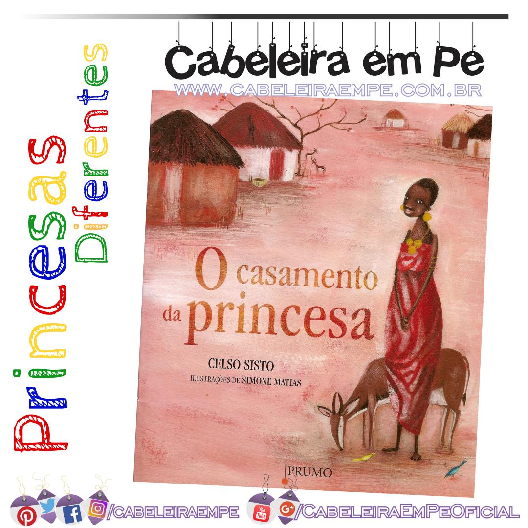 O Casamento da Princesa - Celso Sisto - Livro com Histórias de Princesas