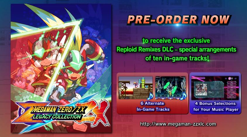 KoopaTV: Mega Man Zero/ZX Legacy Collection and the Reploid