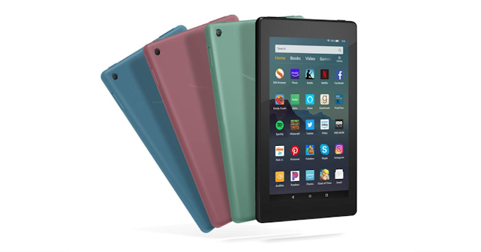 Sorteio de Um Tablet Amazon Fire 7!!