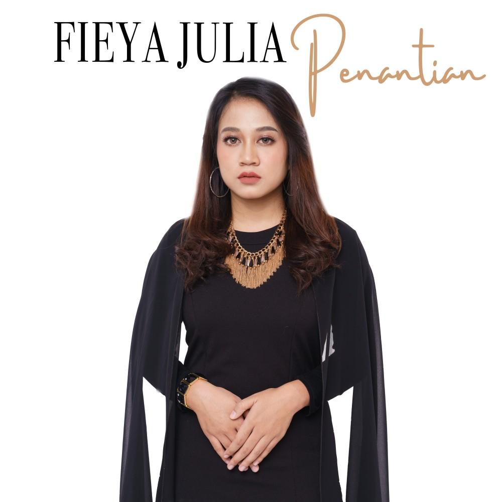 Lirik Lagu Fieya Julia - Penantian
