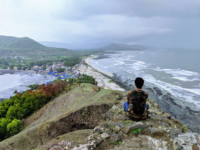 Sea View from Korlai Fort