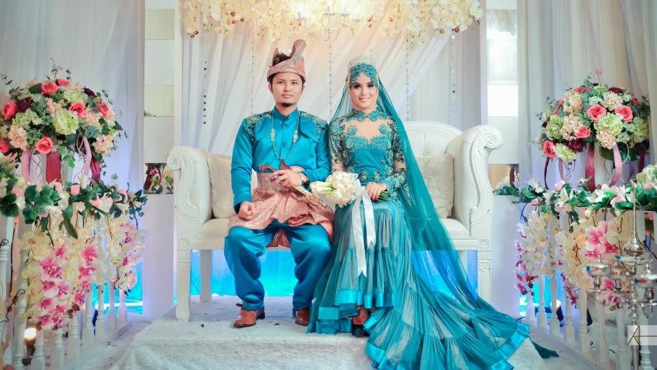 Cikelyana Design Baju Kahwin Terkini
