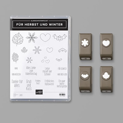Stampin Up Produktpaket Für Herbst und Winter 153052