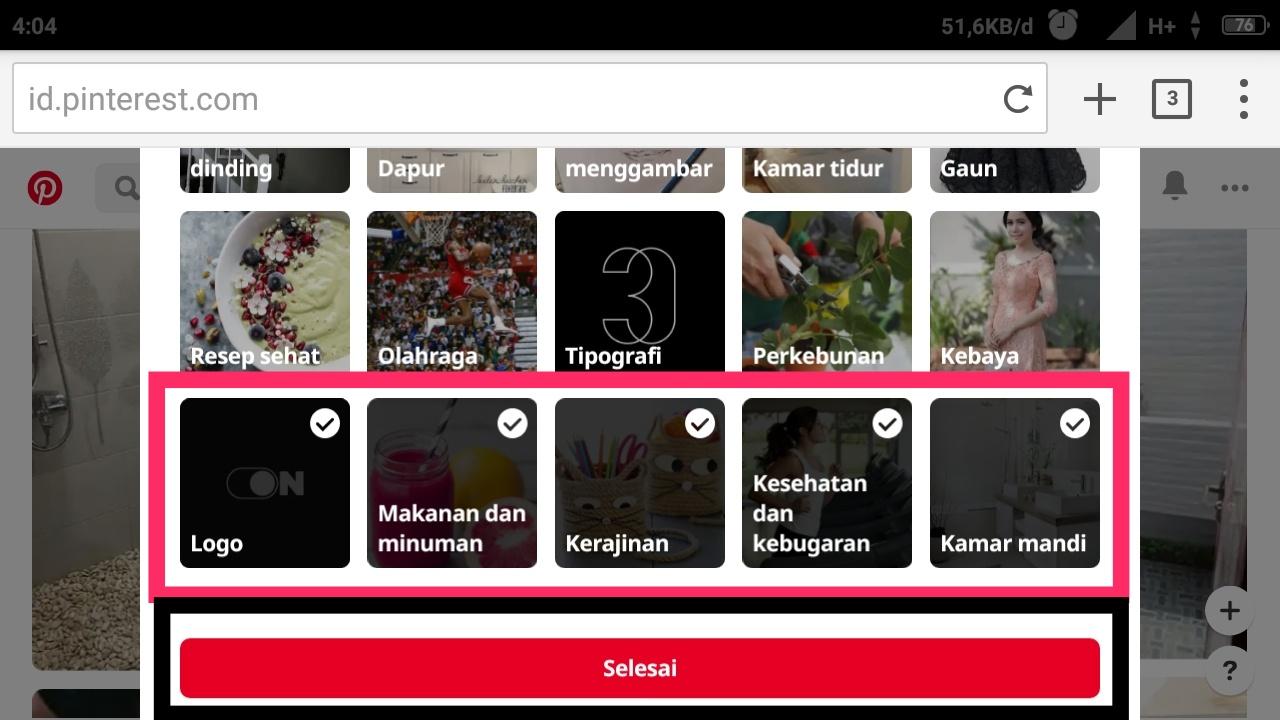 Pinterest Indonesia