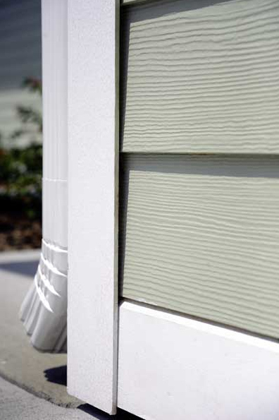 Can Pvc Trim Be Used With Fiber Cement Siding Versatex