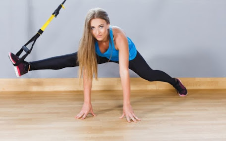 Suspension Training With TRX