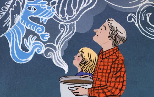 Copertina di Sofia il nonno e il drago, di Enza Emira Festa