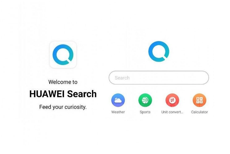 Huawei is working on its Search app to replace Google Search