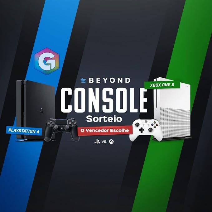 Sorteio de Um Playstation 4 ou Xbox One S | Você escolhe!!