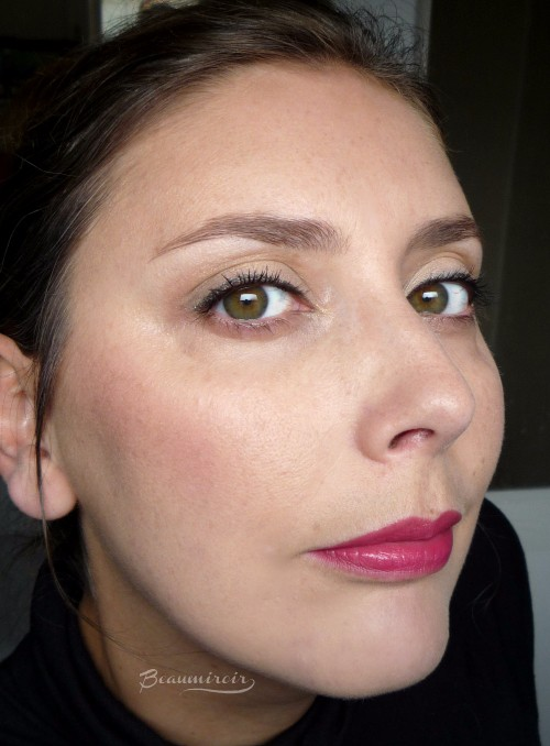 Fotd wearing Stila Convertible Color in Tulip from Sunrise Splendor palette