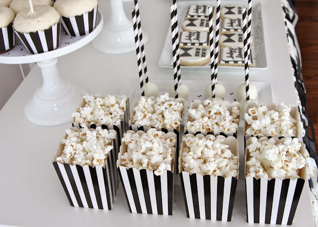 Black And White Bow And Bow Tie Baby Shower Bloom Designs