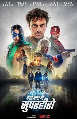 How I Became a Superhero (2021) Dual Audio Hindi 720p WEBRip ESubs Download
