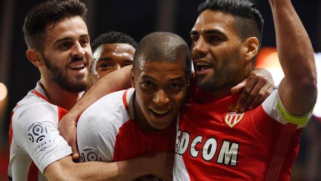 Monaco Juara Liga Prancis