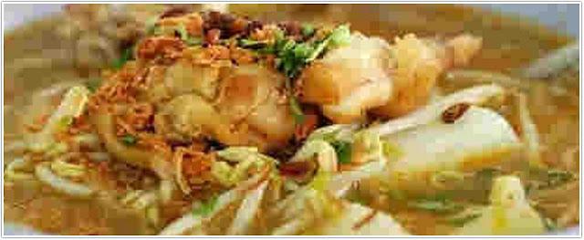 10 Top Kuliner Trenggalek;Soto Ayam Bu Sutari
