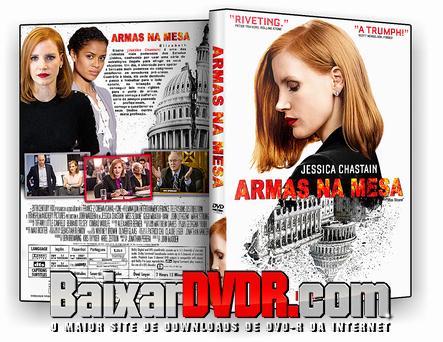 Armas na Mesa (2017) DVD-R OFICIAL