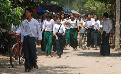 Myanmar Local News: 02/18/13