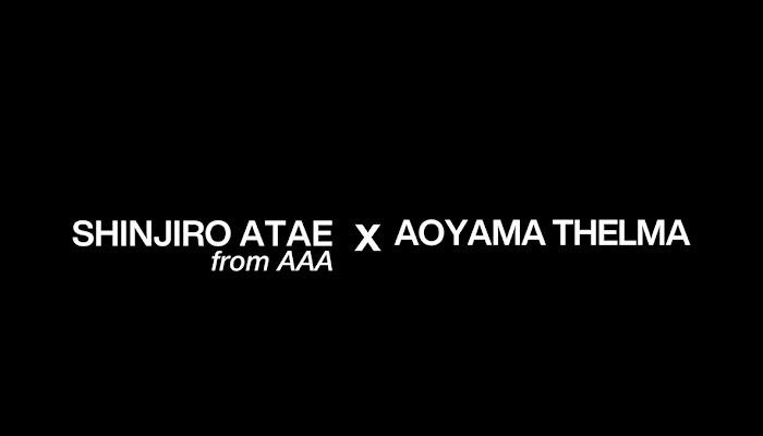 Shinjiro Atae (AAA) X Thelma Aoyama - Suki Suki Suki (Single)