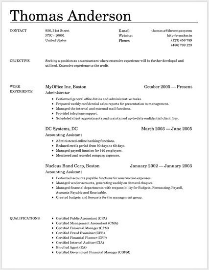 Template Riwayat Hidup Format Microsoft Office Word Versi 10