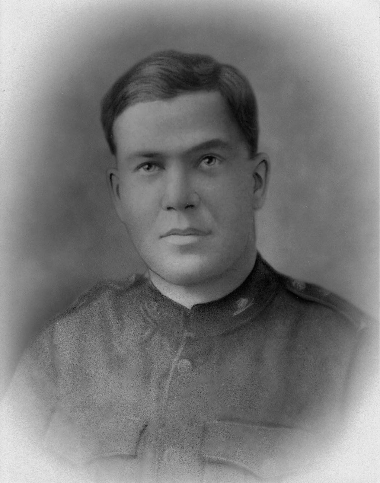 First World War Veterans of Guysborough County