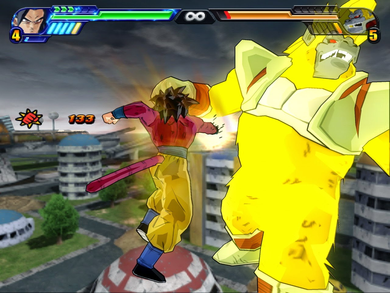 Dragon ball z mugen edition 2011 download free full games.