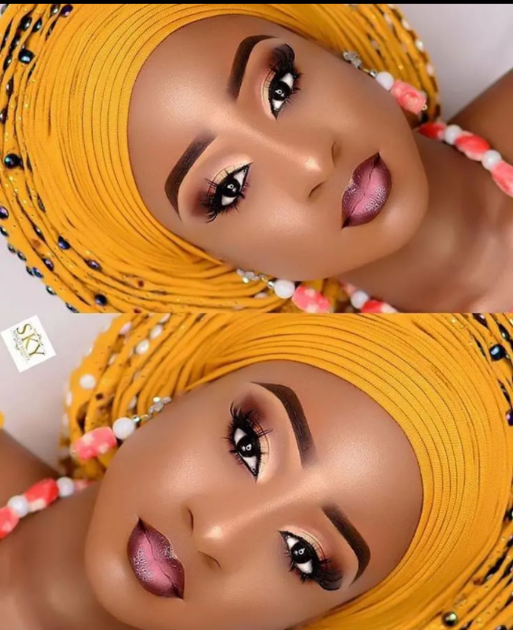 20 Hausa makeup styles and ideas to inspire you